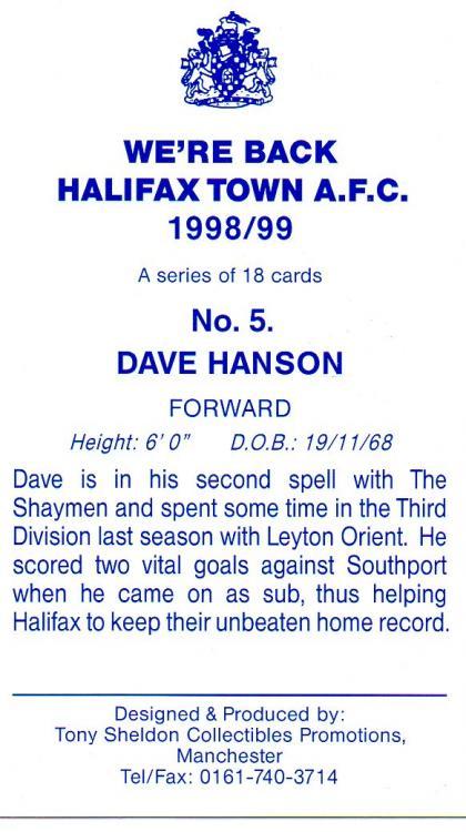 1998-99 (Card 5) Dave Hanson 2.jpg