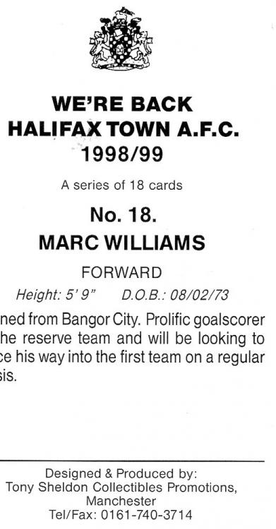 1998-99 (Card 18) Marc Lloyd-Williams 2.jpg